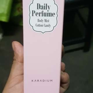 Daily Perfume Cotton Candy