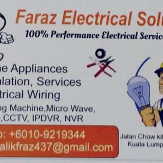 Electrical Maintance and installation