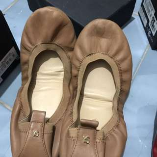Yosi Samra Matte Brown