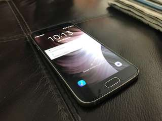 Samsung Galaxy S6 (128GB) (Black Sapphire)