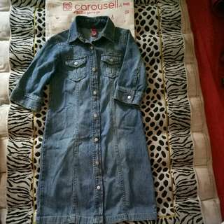 Dress Jeans Anak-GOGG Girl