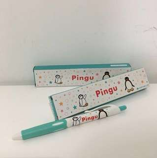 Pingu Pinga 黑色墨水原子筆