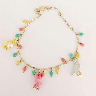 Les Nereides Canaris bracelet