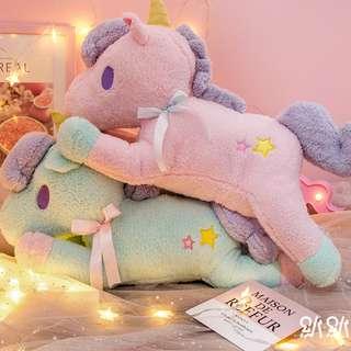 Unicorn Plushie Big Size 55cm