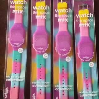 Smiggle Watch Pink