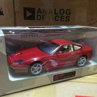 1/18 Ferrari 550 Maranello. UT.