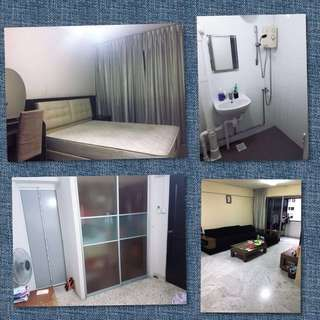 Master Room for Rent - Clementi Block 356