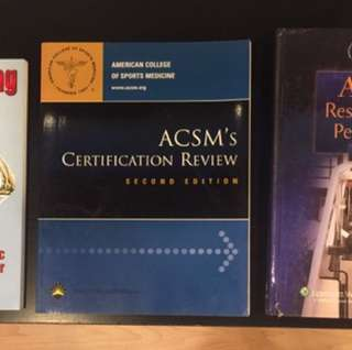 ACSM's Resources for the Personal Trainer (2nd edition)