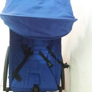 Strollers blue