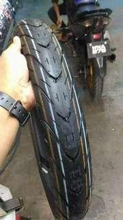 Corsa v22 platinum terbaik dlm kelasnya,Grip dan tahan lama
