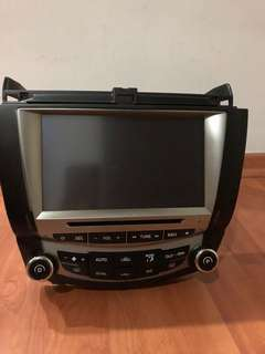 Dynavin Headunit for Honda Accord CL7 (good condition)