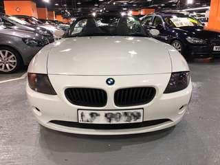 BMW Z4 3.0 2004