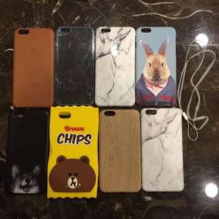 iPhone 6 plus Case 手機殻 45蚊8個包郵