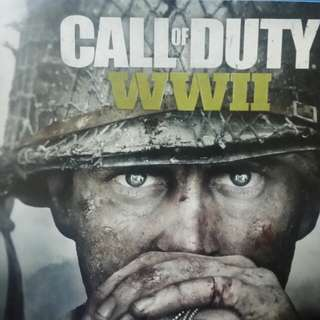 Call of Duty:WW2