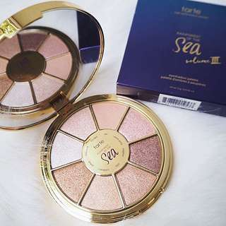 Tarte Rainforest Of The Sea Eyeshadow Vol 3