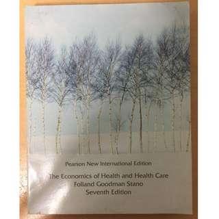 Economics of Health textbook