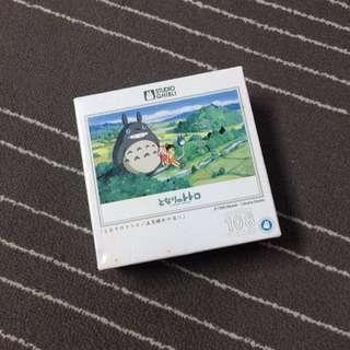Totoro Art Puzzle
