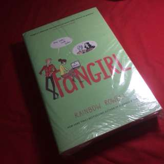 Fangirl by Rainbow Rowell [English]