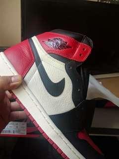 Air Jordan 1 Bredtoe OG