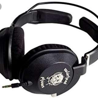 Motorhead Around the Ear Headset
