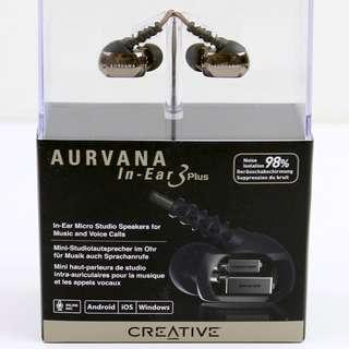 BN Aurvana In-Ear 3 (Noise Cancelling)