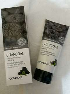 Charcoal Purifying foam Clensing (100% Authentic)