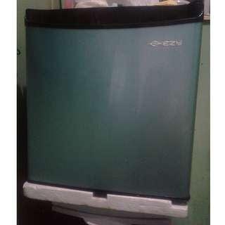 Slightly used mini refrigerator