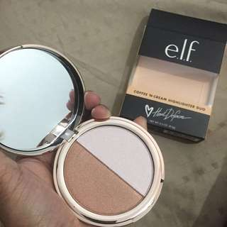 Elf x Heart Highlighter Duo