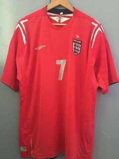 England Football jersey 04-06