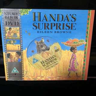 Handa's Surprise (Story Book and DVD; Paperback)