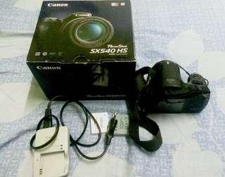 Canon Powershot SX540HS - 1200mm Zoom