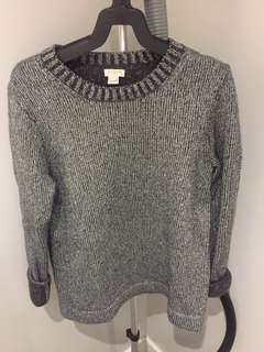 J crew sweater size small