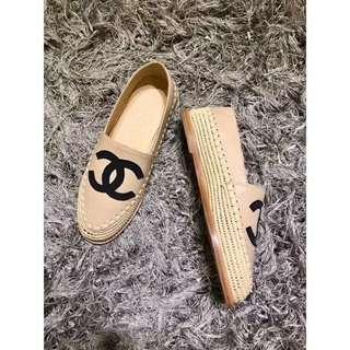 歐洲名牌 漁夫鞋 women slip on shoes $750