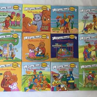 I Can Read - Phonics - The Berenstain Bears