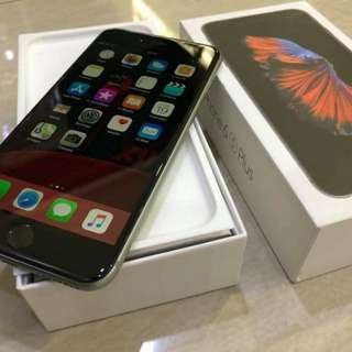 Iphone 6s plus 64gb Factory unlock not GPP