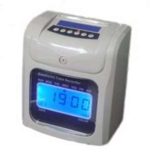 PUNCH CARD TIME RECORDER