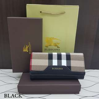 Burberry Wallet(FREE POSTAGE (