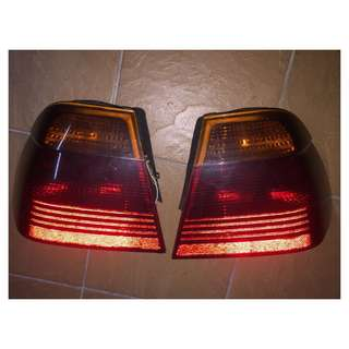 Lampu belakang E46