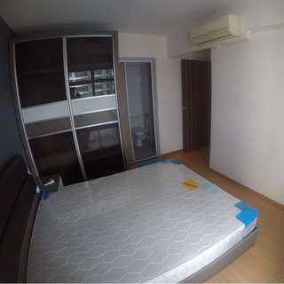 1min to Clementi Mrt brand new master bedroom
