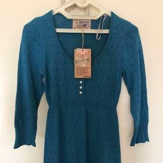 Midi Dress Knit