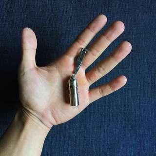 130 Lumens Keychain Flashlight Jetbeam Mini-1