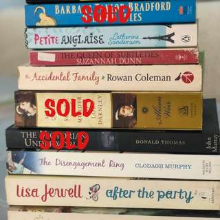 Paperback Preloved Books