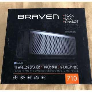 BRAVEN 710 Portable Bluetooth Speaker