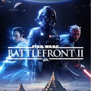 Star Wars Battlefront II PC Origin Code