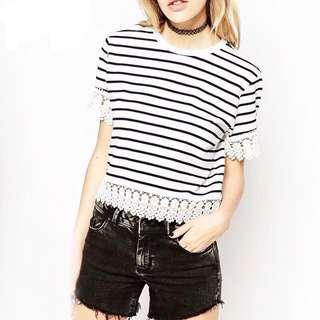 Stripes T's