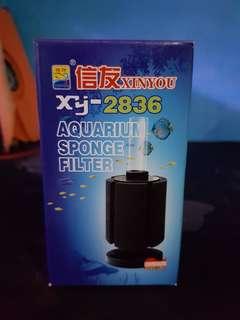 Aquarium Sponge Filter