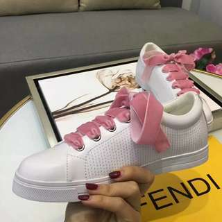 最高版本 牛皮  休閒鞋 女鞋 shoes $600