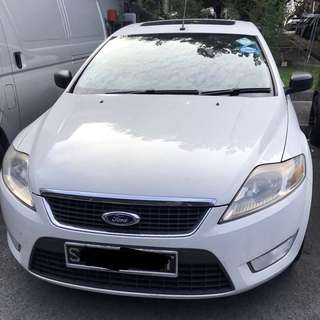 Ford Focus and Mondeo for Rent / Sale