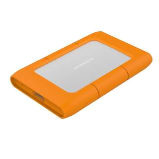 [Aluminum & UASP & SATA3.0 ] Yottamaster 2.5inch USB 3.1 Type C External Hard Drive Enclosure/Case/Caddy 2TB with 2.5mm Silicone Protective Sleeve for 9.5mm/7mm SATA HDD/SSD -Orange - 657