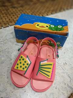 Mini Mellisa Inspired Kids Sandal